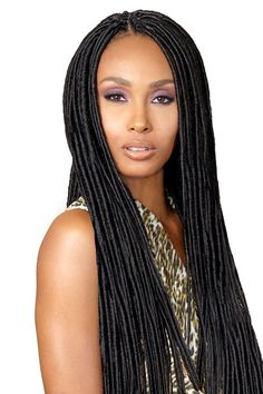 "Bobbi Boss Senegal FAUX & LOCS Dread 20"" Braid"