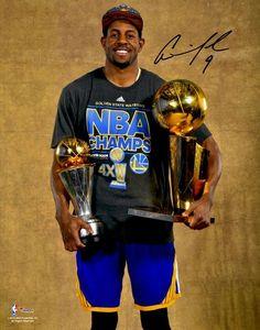Andre Iguodala NBA Champion