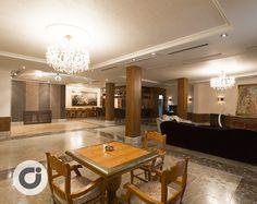 Uno de los salones principales de esta vivienda cuenta con amplios espacios destinados al tiempo de ocio. http://www.gilmar.es/FichaUnifamiliar.aspx?id=81665&moneda=e