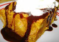 Cajun Delights: Cajun Pumpkin Delights  - a bread pudding (sub bourbon for kahlua pumpkin spice) and Pumpkin spice cakes with Kahlua fudge frosting.