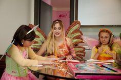 Indossa le ali e vivi la magia dei giochi e dei colori delle #winx