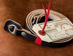 Handmade Leather Camera Strap. Olympus EP5, Fuji x-pro 1, Fuji X100s, Nikon, Sony NEX, Leica M: Black & Natural