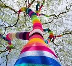 Crochet Bark