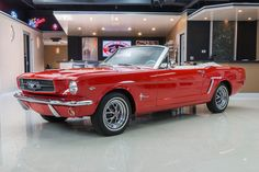 """Car brand auctioned: Ford Mustang Convertible Convertible! 289ci V8 Engine, C4 3-Speed Auto, Autolite Single 2-Barrel, Ford 8"""""""