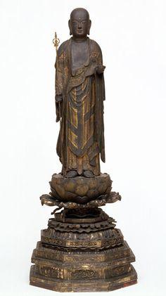 JIZO | Jizo Bosatsu (the Bodhisattva Jizo), 1279