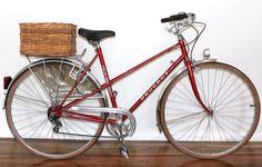 VINTAGE ANTIQUE BIKE BICYCLE PEUGEOT SPORT LEATHER SADDLE SEAT GALLET FRANCE