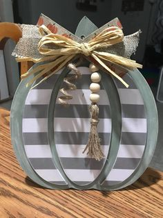 Fall Crafts, Arts And Crafts, Diy Crafts, Fall Halloween, Halloween Crafts, Yard Art Crafts, Teal Pumpkin, Bowl Fillers, Dollar Store Crafts