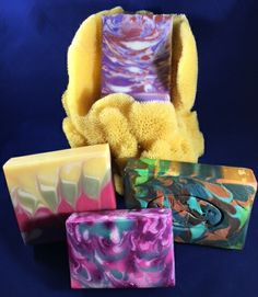 No matter the type of soap, they always make a great gift. Phoenix Homes, Soap Making, Soaps, Great Gifts, Type, Pretty, How To Make, Hand Soaps, Soap