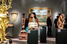 The European Fine Art Fair, afgekort TEFAF, is een jaarlijks terugkerende tien dagen durende kunst- en antiekbeurs in Maastricht. De beurs vindt plaats in de maand maart in het Maastrichts Expositie en Congres Centrum (MECC) en wordt als toonaangevend beschouwd. Limestone Wall, Home Grown Vegetables, Art Fair, Art Market, Art World, American Art, Resorts, New Art, Art History