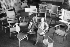 The Stories — Chapter 46 — Hans Wegner: Just One Good Chair — THE LINE
