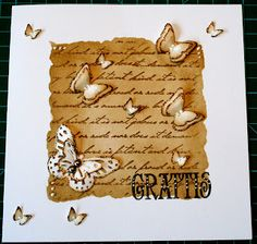 Simple, beautiful card with masking and distress ink DT ScrapLinda http://blog.pysseldags.com
