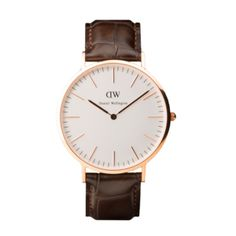 Classic York-Daniel Wellington