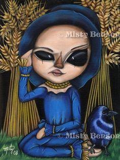 Gothic Scarecrow