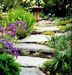 Smart garden path materials balance aesthetics and functionality. See the pros and cons of using materials such as gravel, turf, dry-laid pavers, mortared paths, wood mulch and stones.