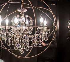 Stalagmite Chandelier | Timothy Oulton | Let there be light ...