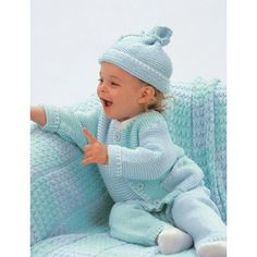 Patons Grace Easy Set with Blanket