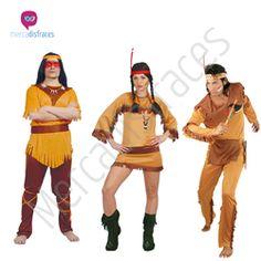 Disfraces grupos Indios En mercadisfraces tu tienda de disfraces online, aquí podrás comprar tus disfraces para Carnaval o cualquier fiesta temática. Para mas info contacta con nosotros http://mercadisfraces.es/disfraces-para-grupos/?p=7