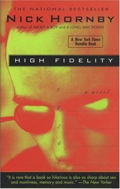 Huge Nick Hornby Fan ever since I read High Fidelity. Love the passion that Hornby writes about music