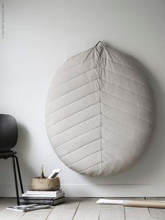 IKEA Livet Hemma – inredning och inspiration för hemmet Ikea Home, Minimalist Room, Nordic Home, Floor Cushions, Portfolio Design, Modern Decor, Interior Inspiration, Interior And Exterior, Kids Room