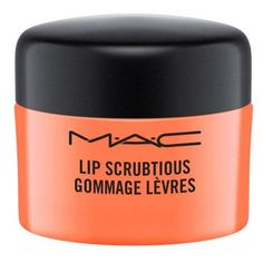 Women's Mac Lip Scrubtious ($17) ❤ liked on Polyvore featuring beauty products, skincare, lip care, lip treatments, candied nectar and mac cosmetics