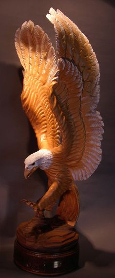 Bill Churchill, Sculpture In Wood, Gallery