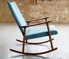 Rocking chair / designed by Jason Lewis