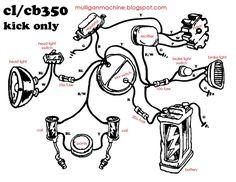 32 รูปภาพที่ยอดเยี่ยมที่สุดในบอร์ด Motorcycle Wiring