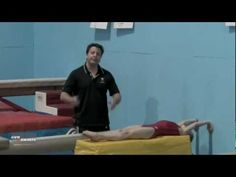 This channel has short gymnastic training tips from some of the most well known and successful gymnastic coaches in th USA.