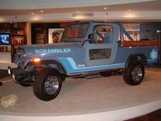 Jeep Wrangler Interior, Jeepster Commando, Jeep Scrambler, Jeep Brand, Old Jeep, Jeep Cj7, Ronald Reagan, Jeep Truck, Jeep Life