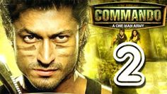 "Commando 2 Title Song Lyrics from Bollywood Movie ""Commando 2"" (2017). A song is sung by Aditi Singh Sharma and composed by Mannan Shah while lyrics are penned by Kumaar.  The movie Commando 2 starring Vidyut"