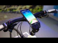 Samsung y Trek apuestan por la tecnología ciclista inteligente Trek ha diseñado dos bicicletas para demostrar las múltiples posibilidades de...