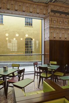 Fondazione Prada - Bar Luce 4