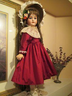 """Outstanding Heinrich Handrick Simon Halbig 29"""" Doll   eBay"""
