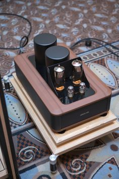 Las Vegas 2013: Jaw-dropping Absolare and Rockport | Confessions of a Part-Time Audiophile