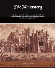 The Monastery (1820) By Sir Walter Scott