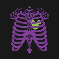 Disney Halloween - Haunted Heartbeat by Topher Adam Art Print Disney Diy, Disney Crafts, Disney Dream, Disney Style, Disney Love, Disney Magic, Disney Pixar, Walt Disney, Disney Cruise