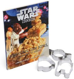 The Star Wars Cookbook! Wookiee Pies, Clone Scones, Yoda Soda, Bossk Brownies, Biscuit Fistos, and Other Galactic Goodies!