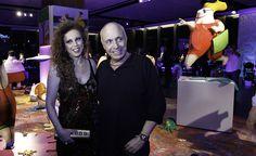 """Abertura da exposição """"Arte com Arte"""", de Suzy Gheler e Gustavo Rosa @JK Iguatemi #agenciarg5  Créditos: Evandro Silva"""