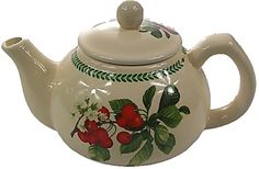 Katerina Vinatage Retro Ceramic Teapot 3 Cup Cream Tea pot | eBay