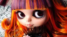 A-Dong's Custom Blythe doll No.50 *Vernal Plum Rain* | Flickr - Photo Sharing!