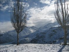 Mountains upon mountains - Skiing in Chile; by Briana Thiodet briana.t@travelstore.com
