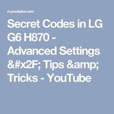 WEBCORES BLOGSPOT COM: LG secret codes | tech | Secret code, Coding