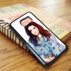 Demi Lovato Colorful Samsung Galaxy S7 Case