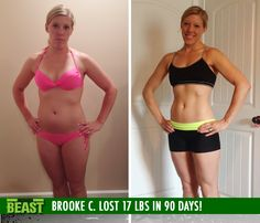 Brooke C. lost 17 lb