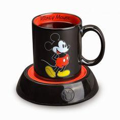 Taza para café de mickey mouse