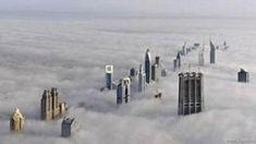 Vicces képek Hublot Avion, Extreme Weather, Burj Khalifa, Landscape Photos, Nature Photos, Mind Blown, New York Skyline, Skyscraper, Believe