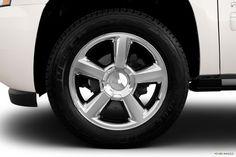 2013 Chevrolet Black Diamond Avalanche LTZ Crew Cab Pickup Wheel