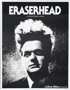 C'est le premier long métrage du cinéaste et découle d'un scénario de 22 pages qualifié par son auteur d'« une sorte de poème en style libre »Eraserhead est un film américain en noir et blanc écrit, réalisé et produit par David Lynch, sorti en 1977.