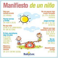 Manifiesto De Un Niño