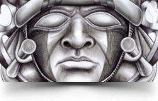 aztec warrior tattoo Eagle Knight Tattoo